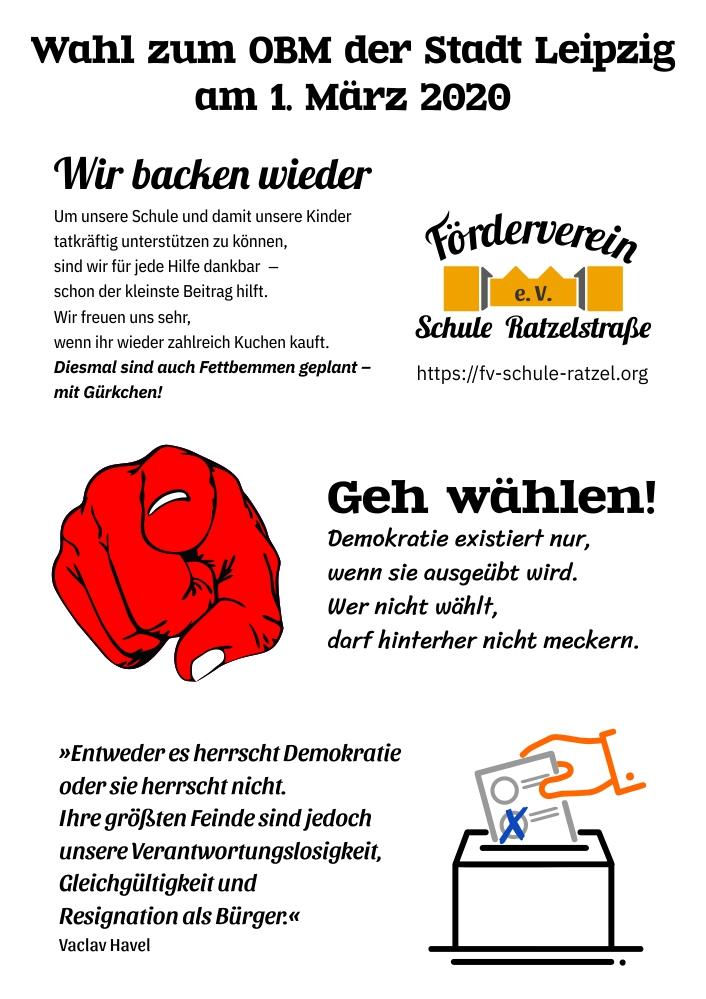 Bild: Plakat_OBM-Wahlkuchenbasar_2020