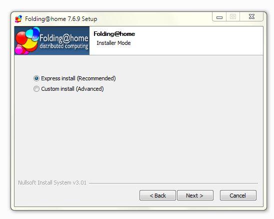 Screenshot: folding-at-home_setup_001